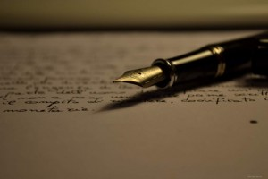 Ручка-и-письмо