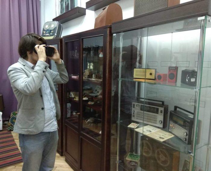 Про советское детство в музее