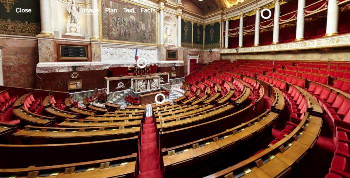 Франция, взгляд с места депутата