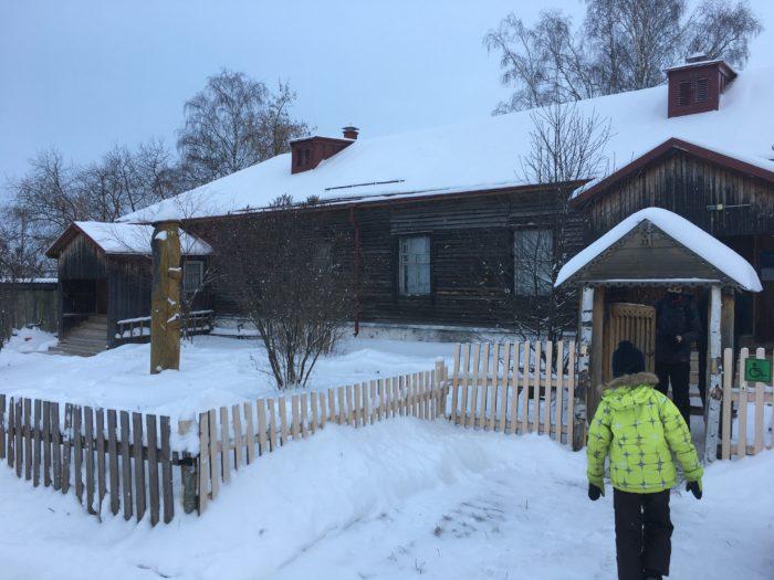 Дебёсский музей истории Сибирского тракта