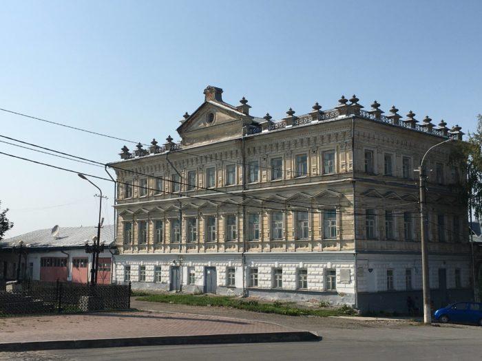 Городская управа Кунгура (1820)
